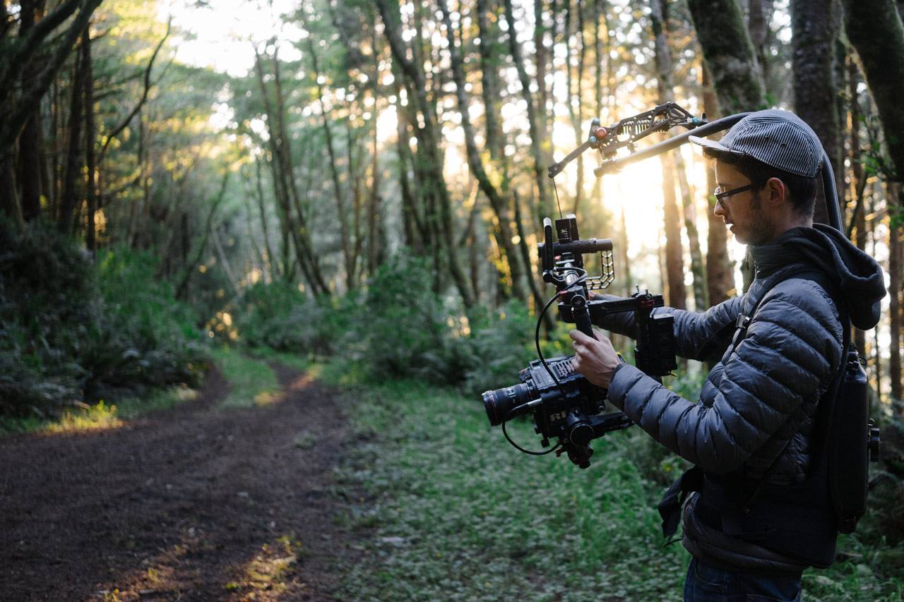 Our Land - Traversing Oregon - Zangs Films - BTS - DJI Ronin with RED Epic Dragon - Octave Zangs