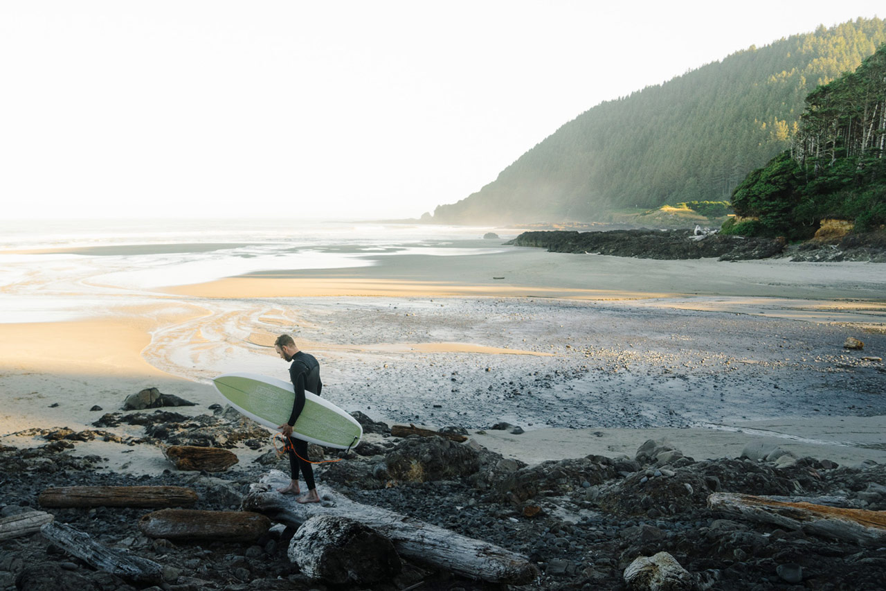 Our Land - Traversing Oregon - Zangs Films - Surfing - Jason Fitzgibbon