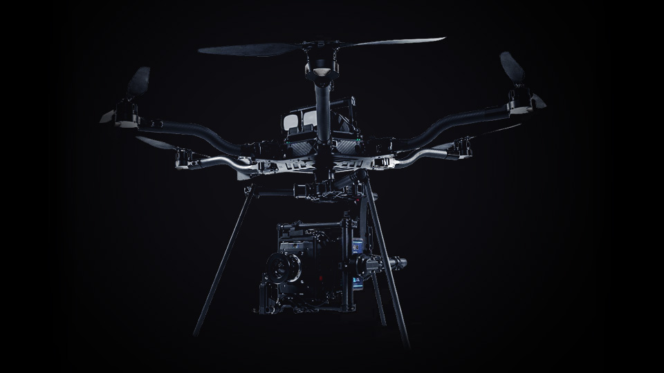 Zangs Films Freefly Alta Drone