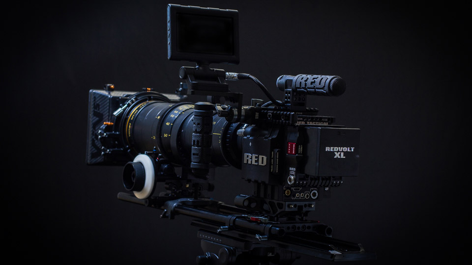 Zangs Films RED Dragon with Century 150-600mm Lens